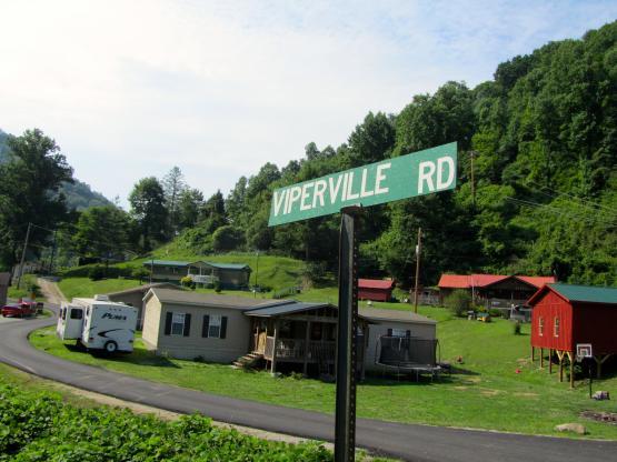 "Viper, Kentucky.  6/11/14.  Photo by Zada Komara  <a href=""mailto:zko222@g.uky.edu"">zko222@g.uky.edu</a>"