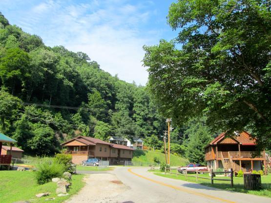 "Viper, Kentucky, looking down Viperville Rd.  6/11/14.  Photo by Zada Komara  <a href=""mailto:zko222@g.uky.edu"">zko222@g.uky.edu</a>"
