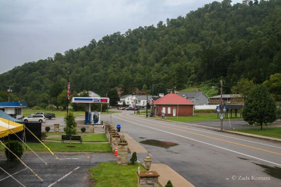 "Wayland, Kentucky, Main St. looking northeast.  Photo by Zada Komara <a href=""mailto:zko222@g.uky.edu"">zko222@g.uky.edu</a> on 8/31/2014"
