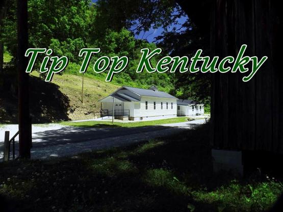 "Tip Top, Kentucky, Magoffin Co.  Photo submitted by Lisa Stumbo on 6/2/2014 <a href=""mailto:lstumbo0004@kctcs.edu"">lstumbo0004@kctcs.edu</a>"